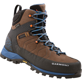 Garmont Toubkal GTX Boots Herre dark brown/blue